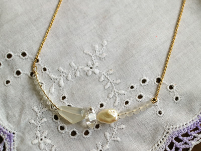 mermaid necklace 【umloo】を開く